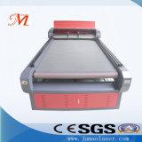 De grote Flatbed Scherpe Machine van de Laser voor Plastic Raad (JM-1825t-bij)