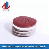 Оксид алюминия шлифовальный диск для полировки Velcro угол шлифовальные машины 125мм