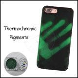 Пигментные Thermochromic температурные изменения цвета Порошок температуры для краски