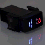 Bluetooth Musik-Adapter-Baugruppen-Panel für Mitsubishi, Asx, Lancer, Outlander, Pajero, Fortis