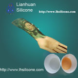 Prosthetic 손을%s 인간 228808 피부 실리콘 고무