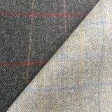 Ткань бленды шерстей одежды из твида Viscose