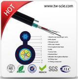 GYTC8s de 6 núcleos Self-Supporting varados antena de cable de fibra óptica