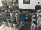 Collettore idraulico del blocco con la perforazione di macinazione di giro lavorante