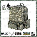 Для использования вне помещений 50L военных тактических Rucksacks рюкзак нападение Pack с рюкзак для походов мешок