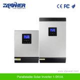 MPPT 태양 에너지 변환기 변환장치 평행으로 태양 전기