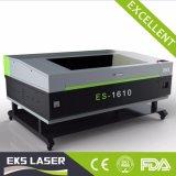 Tuch, Papier, Nichtmetall CO2 Laser-Ausschnitt und Gravierfräsmaschine