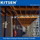 Systeem van de Bekisting van de Bouw van het aluminium het Gietende voor Beton