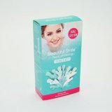 Dientes que blanquean el sistema dual blanco de la espuma del kit que hace espuma casero fácil como aplicar sus dientes con brocha