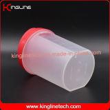 500mlフィルター(KL-7012)が付いているプラスチック蛋白質のシェーカーのびん