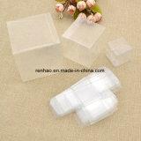 Imballaggio stampato plastica trasparente su ordinazione del contenitore di regalo della caramella del fiore del giocattolo dell'animale domestico