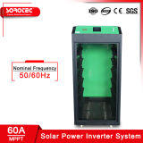 Salida de onda sinusoidal pura inversores solares con funcionamiento en paralelo hasta 6 unidades de 4kVA/5kVA.