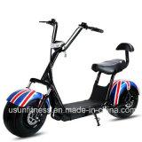 Neuer Entwurfs-fetter Gummireifen-elektrisches Roller-Motorrad mit Cer