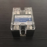 Relais semi-conducteur de régulateur de résistance de tension de la sortie 24-480VAC de l'entrée 90-280VAC de SSR 10AA