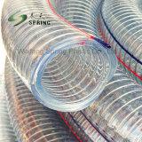 熱い販売の良質PVC鋼線のホース