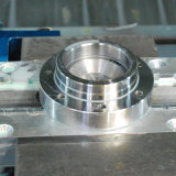 De automobiel CNC Fabrikant die van het Prototype van de Delen van Meta van de Hoge Precisie van de Delen van het Malen Snelle Aangepaste OEM machinaal bewerken