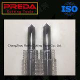 Ferramentas contínuas da chanfradura das flautas do carboneto 4 do CNC de Changzhou Preda