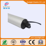 12V 24V DC de charge élevée tubulaire brosse actionneur linéaire électrique