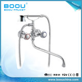 Robinet de lavage de baquet de Bath de bec de traitement de double de Boou long