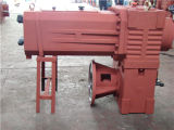 Redutor de velocidade da SZ 45 da caixa de engrenagens de Jiangyin para a extrusora do Dobro-Parafuso