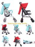 Unterstützungs-Soem-neuer Sommer-Art-Baby-Spaziergänger der blauen Farbe