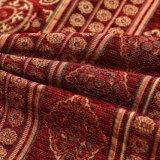 Tessuto su ordinazione del sofà di Chenile del jacquard durevole eccellente di prezzi bassi 2018