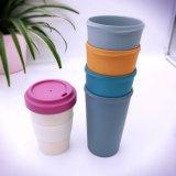 Gesunde Bambusfaser-materielle Kaffeetasse (YK-BC4133)