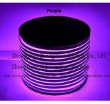 indicatore luminoso al neon del tubo al neon di 220V SMD 2835 LED dell'indicatore luminoso di natale di motivo flessibile della decorazione
