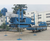 Plataforma de perforación hidráulica del receptor de papel de agua con poder más elevado