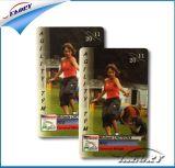 A fábrica produz alto padrão de adesão de PVC Business Card (Cartão de Fidelidade
