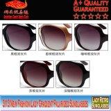 Nueva señora Gradient Palarized Sunglasses de la manera 3113