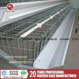 Cages à oiseaux de la couche de contrôle intelligent des cages de la volaille de machines agricoles