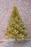 albero mixed della canutiglia di 180cm rainbow+gold