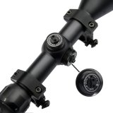 3-9X56 Mil-DOT светится охота оптика Airsoft винтовка возможности для AR15