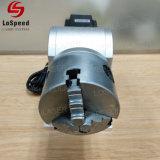 섬유 Laser 표하기 기계를 위한 도매 회전하는 물림쇠 회전하는 장치