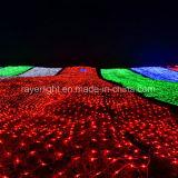 Водонепроницаемый светодиодный фонарик для использования вне помещений оформление Net рождественскиеукрашения лампы освещения