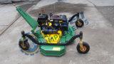 Ajustable lateral & traseiro roda a segadeira dentro de terminação
