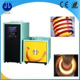 Principio de alta frecuencia del equipo de calefacción de inducción de las exportaciones calientes de Tailandia de 80kw