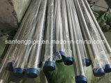 AISI 304 Edelstahl-rundes Rohr