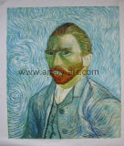 Autorretrato de Van Gogh Oleo reproducción
