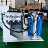 Водоструйный насос безредукторной передачи для водоструйного автомата для резки