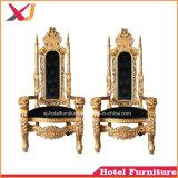 فندق مطعم عرس ملك وملكة كرسي تثبيت [لوف ست]