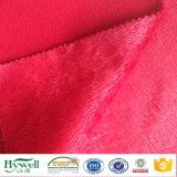2つの層ポリエステルジャケットのHoodieのスエットシャツのSoftshellの羊毛ファブリック