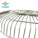 Chrom-silbernes Spiegel-Silber-elektrostatischer Puder-Beschichtung-Lack