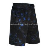Pantaloni di Camo Lycra Shoty degli uomini