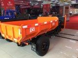 Shifeng Fengjunは小屋が付いている500kg -3tons 3の荷車引き鉱山のダンプのために1つの交通機関かロードまたは運ぶ