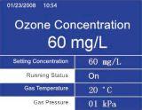 生産のための接触パネルが付いているオゾンThearpy医学装置および正確に定義されたConcentraionの準備およびオゾン(ZAMT-100)の流れ