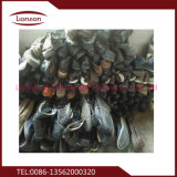 Sapatas grandes da segunda mão do tamanho para a exportação