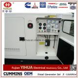20kVA/16kw Japón Yanmar dosel silencioso Generador Diesel con motor EPA (5-45kW/6.25-56.25kVA)