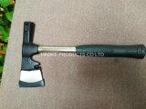 Multi ось/топорик цели в режущих инструментах с стальной трубчатой ручкой XL0160